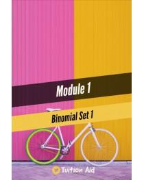 Mod 1 Binomial Set 1