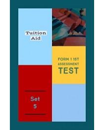 F1 1st Assessment Test set 5