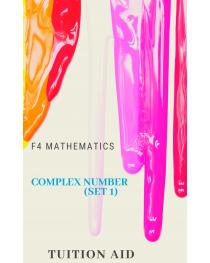 Complex Numbers Set 1