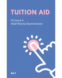 Primary 4 Half Yearly Exam Set 1