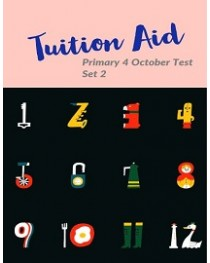 Primary 4 October Test Set 2